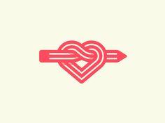 This Is Love.. by Kakha Kakhadzen #Design Popular #Dribbble #shots