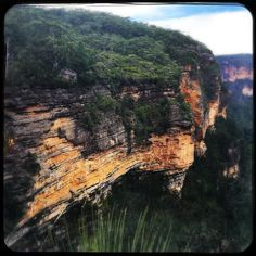 Hiking the Blue Mountains