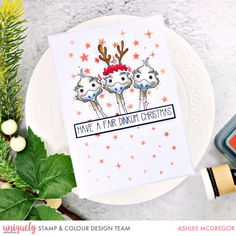 Looking for card making ideas for Aussie Cards? See our Card Making Ideas page for hundreds of card making ideas including these cute Aussie Emus. Australian Christmas Cards, Aussie Christmas, Summer Christmas, Christmas Minis, Handmade Christmas, Christmas Crafts, Creative Christmas Cards, Christmas Cards To Make, Creative Cards