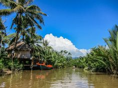 The river houses of Kampot | The Blonde Abroad