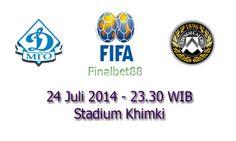 Prediksi Bola Dinamo Moscow Vs Udinese 24 Juli 2014