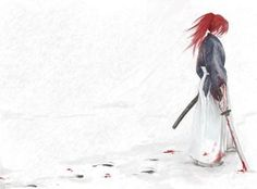 Kenshin by *janey-jane on deviantART