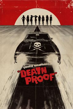 Grindhouse Presents: Quentin Tarantino's Death Proof (2007)