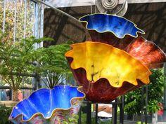 shall glass sculpture