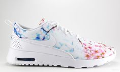 f4211161de6f3d Nike - WMNS Air Max Thea Print via Cans and Co. - Graffiti and Sneakers.  Click on the image to see more!