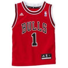aee271f6971 NBA Chicago Bulls Derrick Rose Away Replica Jersey R26E6Bb5 Boys' Chicago  Bulls Basketball, Derrick