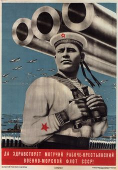 Long live the USSR Navy.