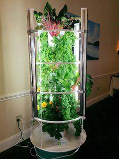 70 Best Tower Garden Vertical Aeroponic Growing System 400 x 300