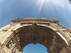 L'Arco di Triaiano di Benevento    (Trajan's Arch, Benevento, Italy)