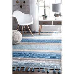 You'll love the Velasco Handmade Indoor/Outdoor Light Blue Area Rug at Joss & Main - With Great Deals on all products and Free Shipping on most stuff, even the big stuff.