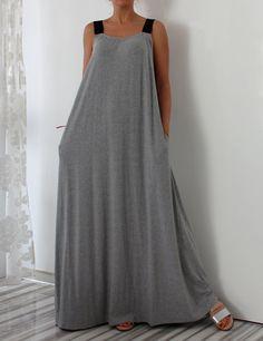 Trend Maxi Dress Street Fashion