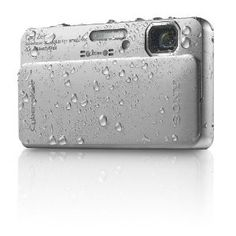 Sony Cyber-Shot DSC-TX10 16.2 MP Waterproof Digital Still Camera with Exmor R CMOS Sensor, 3D Sweep Panorama, and Full HD 1080/60i Video (Silver)  bySony  4.0 out of 5 starsSee all reviews(305 customer reviews) | Like (70)  List Price:$309.00