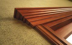 FBP porte | Collezione JANIN - Dettaglio telaio #fbp #porte #legno #door #wood #classic