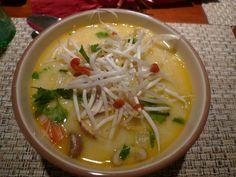 DG's Spicy Vietnamese CHicken Noodle Soup