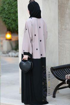 Abaya Fashion, Muslim Fashion, Modest Fashion, Hijab Style, Hijab Chic, Abaya Style, Mode Abaya, Mode Hijab, Hijab Collection
