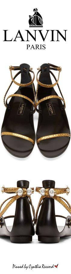 Trendy Beachwear for the Summer Lanvin Gold Python Sandals Ballerina Flats, Ballet Flats, Jeanne Lanvin, Shoes 2015, Fashion Sandals, Beachwear, Swimwear, Me Too Shoes, Shoe Boots