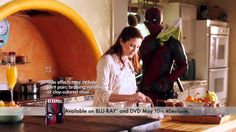 DEADPOOL Gives Us Medical Advice for Watching His Film on Bluray!
