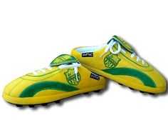 Open Sloffie slippers FC Nantes - http://on-line-kaufen.de/sloffie/open-sloffie-slippers-fc-nantes