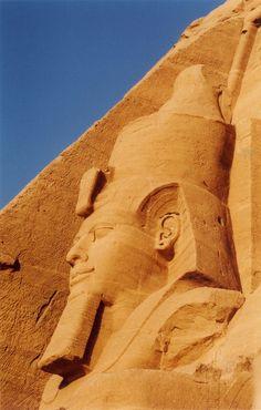 Abu simbel temples, Nubia, southern Egypt