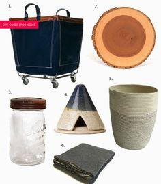 Poppytalk: Gift Guide | For Home