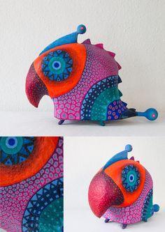 NEW COLLECTION - GustavoRamirezCruz Paper Maché Artist