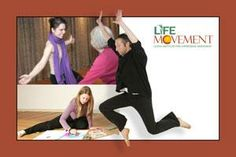 life movement through expressive arts - dance, draw, write and move your way through life!  www.theleveninstitute.com