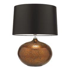 Heathfield & Co Galileo Table Lamp Copper
