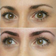 24 Meilleures Images Du Tableau Maquillage Permanent Sourcils