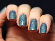 Colors by llarowe Rare Bear A DUPE for Enchanted polish Aug 2013