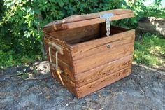 """Купить Сундук деревянный """"Господин"""" - сундук, сундук деревянный, сундук под старину, сундук купить"""