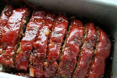 Classic Meatloaf Recipe...just like Mom used to make. |The Best Meatloaf Recipe