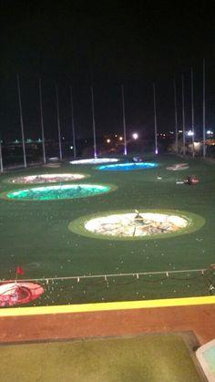 @ TopGolf in Austin, Tx Golf Academy, Fun Time, Austin Tx, Poker Table, Baseball Field, Good Times, Sports, Home Decor, Hs Sports