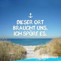 Dieser Ort braucht uns. | Mee(h)r vom Meer >>