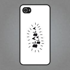 Bla bla bla! #carcasa #iphone #funda