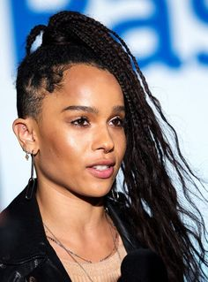 The Ultimate Box- & Goddess-Braid Inspiration #refinery29  http://www.refinery29.com/box-goddess-braid-celebrity-hair-pictures
