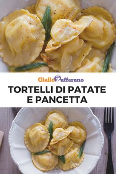 Ricotta, Coconut Flan, Pancetta, Homemade Pasta, Salvia, Dumpling, Fresco, Gnocchi, Pizza