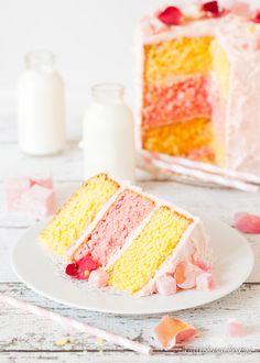 turkish delight layer cake