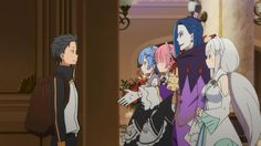 Re Zero Kara Hajimeru Isekai Seikatsu - 06 - Large Anime Screenshots, Re Zero, Kara, Princess Zelda, Fictional Characters, Anime Art, Fantasy Characters