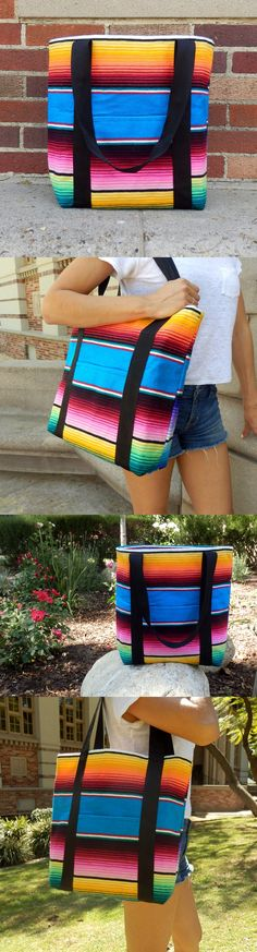 Summer Sale!  Save 33% off your handmade serape tote bag!