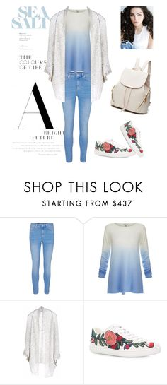 """""""Untitled #252"""" by camila1970 ❤ liked on Polyvore featuring Joie, Paychi Guh and Gucci"""