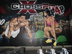 crossfit graffiti - Google-haku