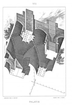 auguste choisy architecture illustration