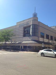 Harpo studios in West Loop Chicago