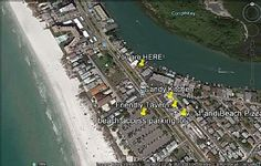 The location is the best of both worlds, as we are directly ON the Intercoastal Waterway and the beach is just across Gulf blvd ! You will also appreciate being between Treasure Island and Indian Rocks with all the ...
