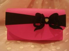 Mothers Day Purse Shocking Pink