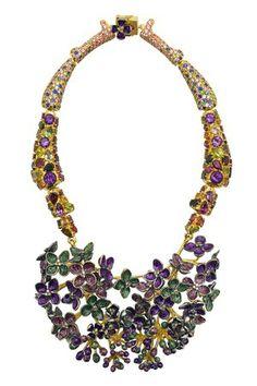 Atelier Swarovski enters fine jewelry with the Matthew Campbell Laurenza at @Bergdorf Goodman - details on @WWD
