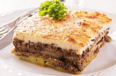 GREEK MOUSSAKA - This Fantastic Greek Casserole Is Often Compared To Lasagna, Have You Tried It Yet? | 12 Tomatoes