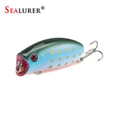 Brand Quality 1PCS 11g/5.5cm Popper Fishing Lure Top Water Pesca Fish Lures Wobbler Isca Artificial Hard Bait Topwater Crankbait #Affiliate