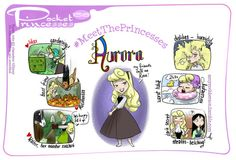 Pocket Princesses 158: Meet AuroraPlease reblog, do not repost...
