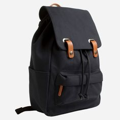The Twill Backpack - Navy - Everlane